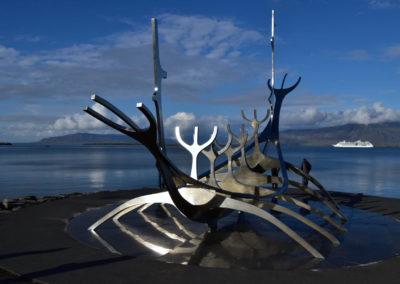 Reykjavik Sonnenschiff