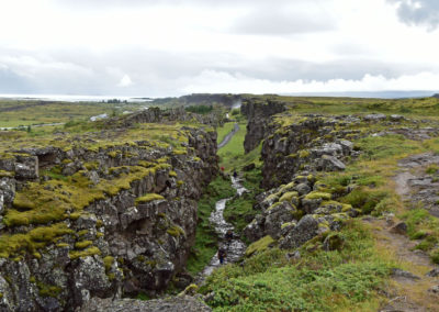Thingvellir Graben