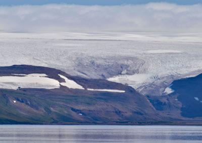 Westfiorde Drangajökull Kaldalon