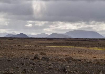 Nordisland Wetterstimmung