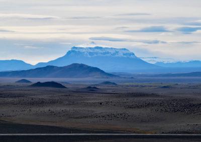 Highland Herðubreið