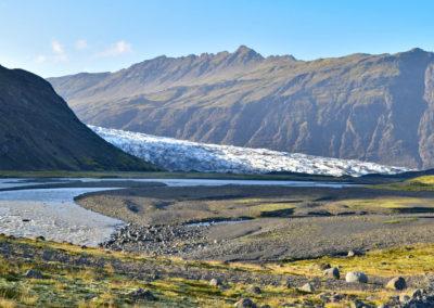 Höfn Gletscher